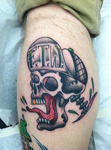 ftw skull