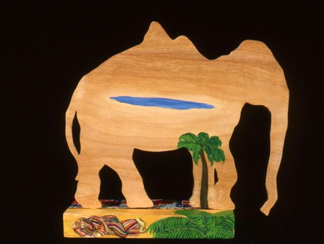 Circus Elephant and Dreamer (Side B)