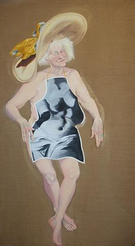 Portrait of Sari Dienes