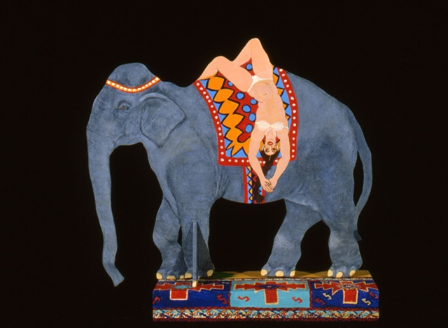 Circus Elephant and Dreamer (Side A)
