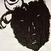 Black Sorrow Mask