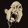 Male Weeping Mask II