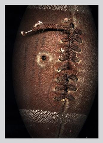"""Football with Hole"""