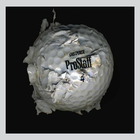 """""""Floating Spent Golf Ball"""""""