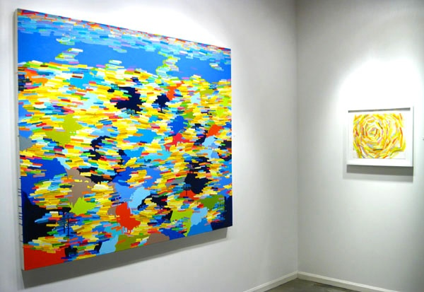 "Martina Nehrling, solo exhibition ""In Defense of Wondering"" at Zg Gallery, Chicago, IL 2012"