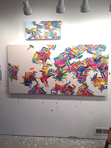 Martina Nehrling, studio