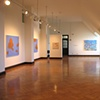 "solo exhibition, ""Echo"" at Dominican University's O'Connor Gallery River Forest, IL  2006"