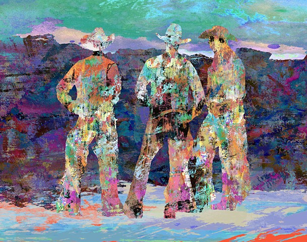 The Grand Canyon Cowboys