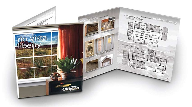 Clayton Homes Brochure