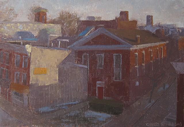View Near South Street
