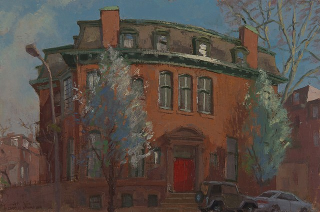 The Red Door on 21st Street