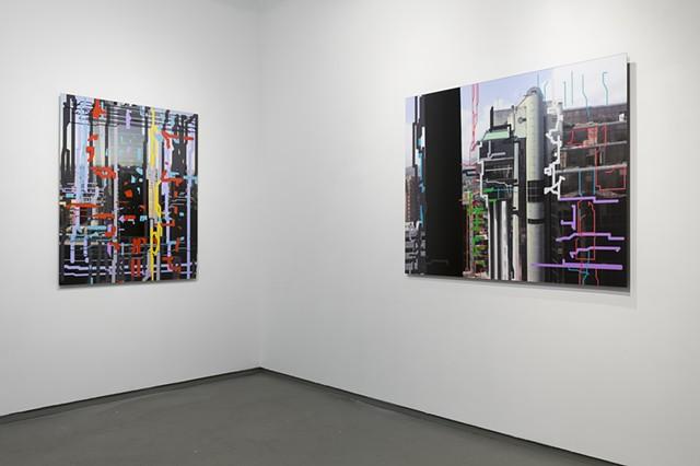 Andre Zarre Gallery, New York, NY