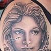 My first portrait style tattoo at Art Junkies 2007