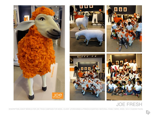 joefresh joe fresh sheep models props