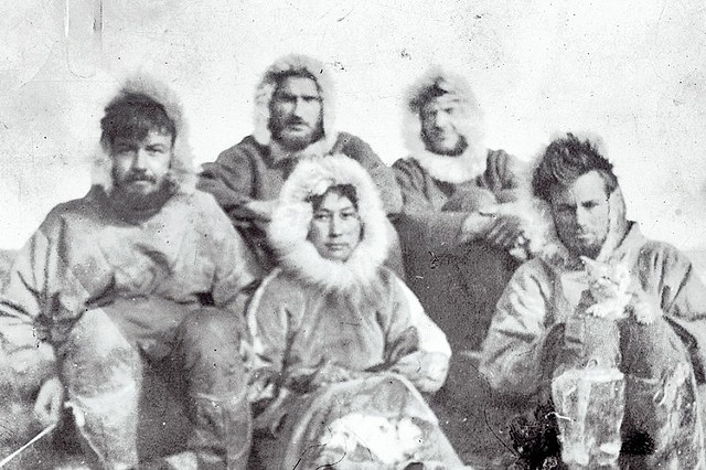 Ada Blackjack, the Forgotten Sole Survivor of an Odd Arctic Expedition