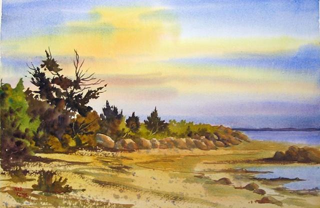 Eastville Beach and Pine
