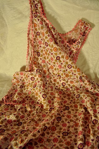 Floral apron from South Philly (for Lisa in Cherry Hill)