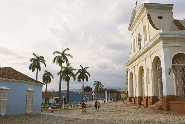 Plaza Major, Trinidad