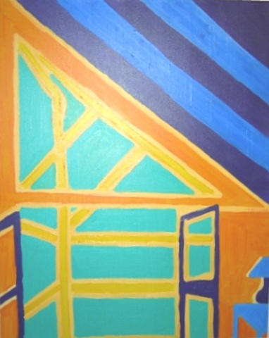 Triangular Window