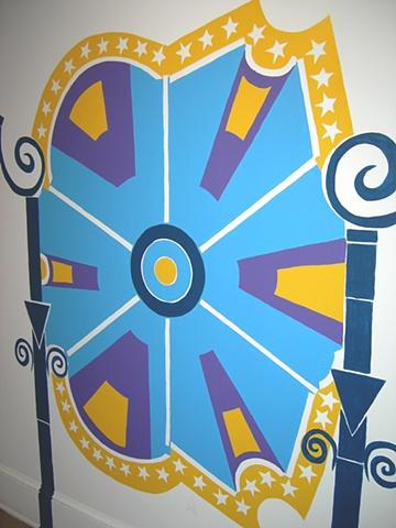 Defoor Mural Atlanta, GA Image 3