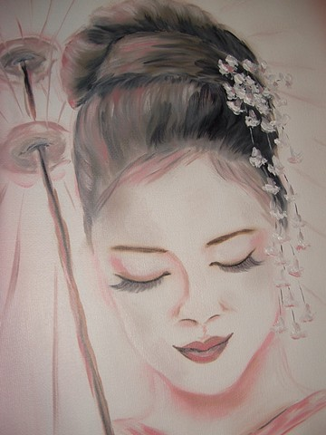 ASIAN GEISHA