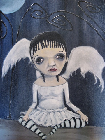 GOTHIC PUNK ANGEL