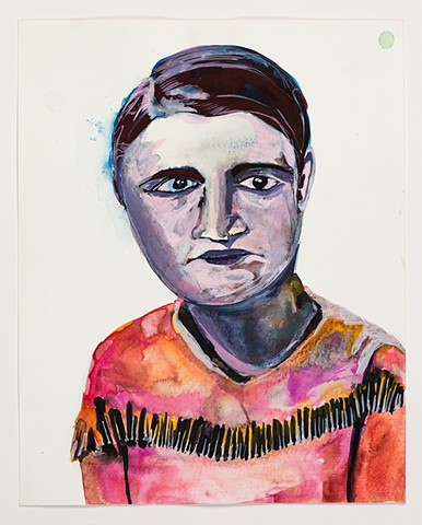 Portrait of Ayn Rand as a Young Boy