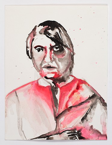Portrait of Ayn Rand as a Drunk