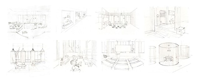 Wallpaper* Commission, Canary Wharf, London (no color)