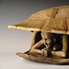 Woman in Turtle