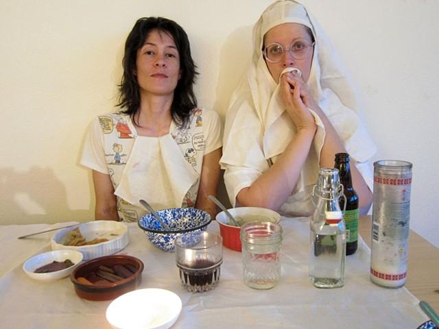 The Order Presents Heretics Kitchen