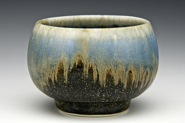 handcrafted ceramic teabowl