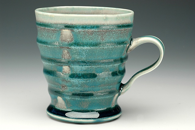 handcrafted cup