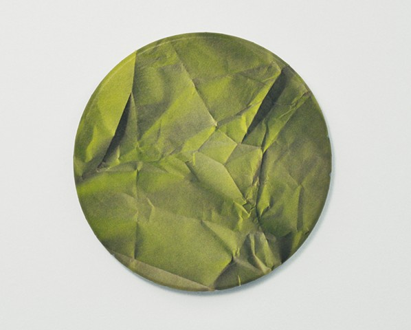 Untitled (green circle)