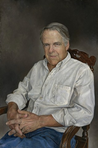 Portrait of the Artist Robert Anderson