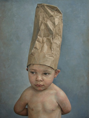 Selected for 2016 BP Portrait Award Exhibition at the National Portrait Gallery in London