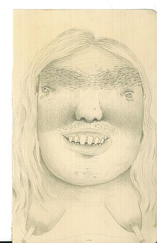 Bumpkin Self- Portrait