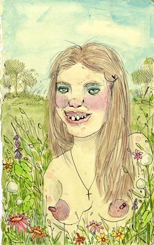Smiling Bumpkin