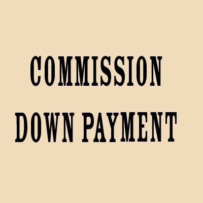 Down Payment Commision