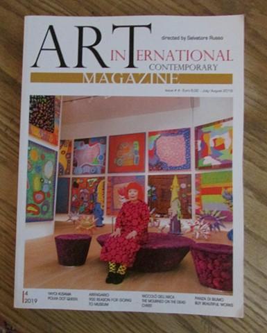 Arts International Magazine