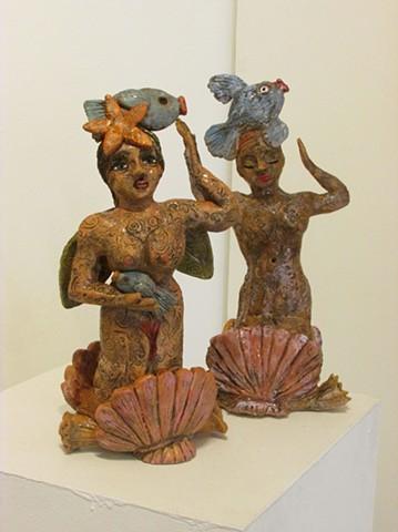 Goddesses of the Seas