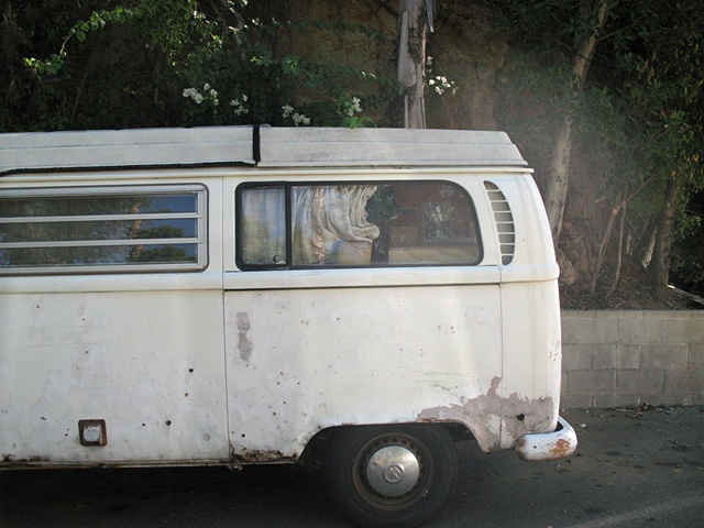 Volkswagon Bus, Los Angeles, CA