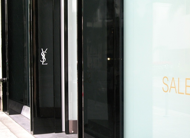 Yves Saint Laurent YSL - Rodeo Drive Beverly Hills CA Sale