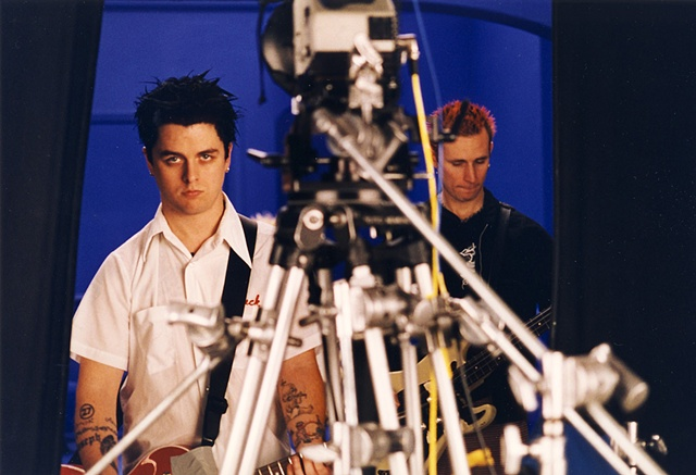 Billie Joe Armstrong Mark Kohr Music Video Green Day Nimrod Mike Dirnt Punk Rock