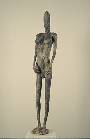 Untitled (Blue Figure) (front)
