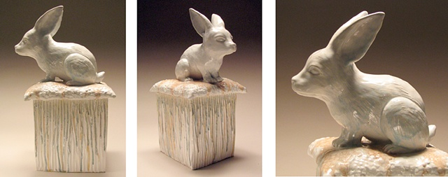Rabbit Vessel.