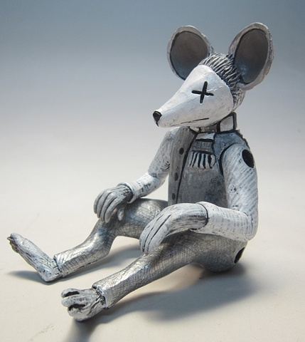 Marionette mouse.