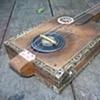 Bullet guitar - box detail