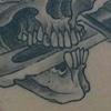 U.S.M.C. skull