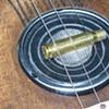 Bullet guitar - bridge